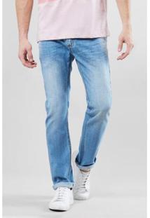 Calça Jeans +5531 Botelhos Reserva Masculina - Masculino-Jeans