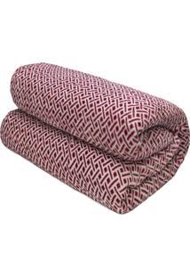 Cobertor Casal Camesa Flannel Loft Estampa Capsulas - Multicolorido - Dafiti