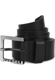 Cinto Couro Diesel B-State Masculino - Masculino