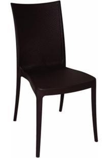 Cadeira Laura Ratan Marrom 92032109 Tramontina