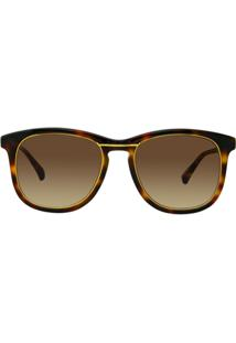 Linda Farrow Óculos De Sol '607 C4' - Marrom
