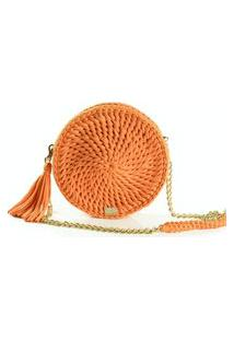 Bolsa Vick Marí Infinity Orange