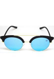 Óculos De Sol Feminino House Winter Sensation Blue - Feminino