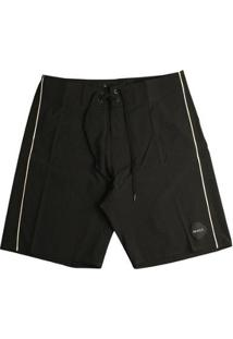Bermuda Rvca Boardshort Smooth Like Rvca - Masculino