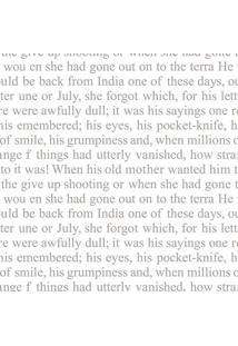 Papel De Parede Lyam Decor Texto London Branco