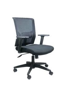 Cadeira Office Byartdesign Top Max Office Preto