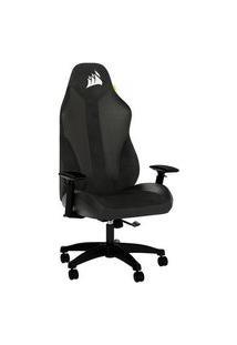 Cadeira Gamer Corsair Tc70 Remix, Até 124 Kg, Relaxed Fit, Preta - Cf-9010042-Ww
