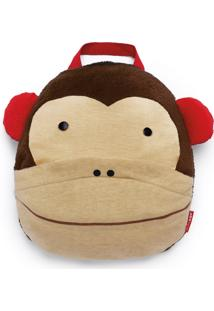 Cobertor Zoo Macaco Skip Hop Marrom