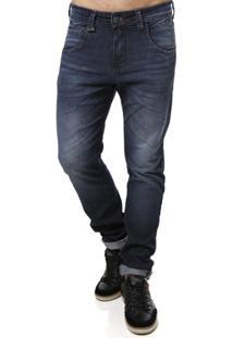 Calça Jeans Zune Masculina - Masculino-Jeans