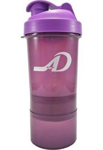 Coqueteleira Shaker Angels Blender Com Mola 400 Ml - Unissex