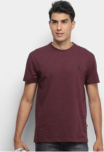 Camiseta Reserva Maré Masculina - Masculino-Bordô