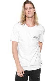 Camiseta Ed Hardy Tiger Snake Wrapped Branca