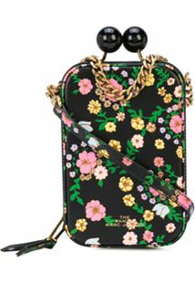 Marc Jacobs Bolsa Tiracolo The Vanity - Preto