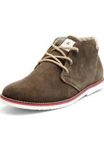 Bota Shoes Grand Casual Califórnia Chumbo