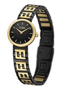 Fendi Relógio Forever Fendi - Preto
