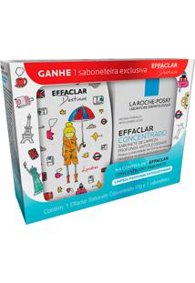 Kit La Roche Posay Sabonete Effaclar Concentrado + Saboneteira 1 Unidade