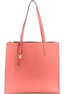 Marc Jacobs Bolsa Tote 'The Grind' - Rosa