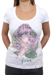 Pisciana - Camiseta Clássica Feminina