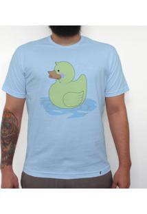 Duck Rubber - Camiseta Clássica Masculina