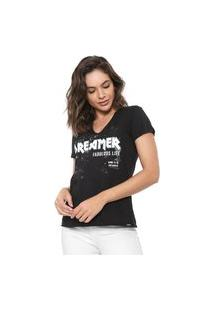 Camiseta Dimy Dreamer Preta