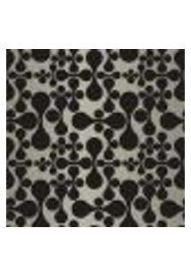 Papel De Parede Adesivo Abstrato Preto 91590653 0,58X3,00M