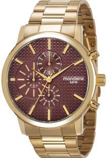 e05cf29723f Eclock Relógio Feminino Dobrável Analógico Tamanho Grande Seculus Mondaine  Clock 53708lpmvrs3. Ir para a loja  -33% Relógio Mondaine Feminino  53708Lpmvds2