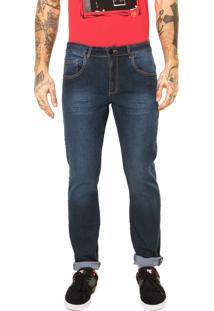Calça Jeans Fiveblu Michigan Azul