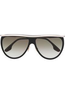 Victoria Beckham Óculos De Sol Vb155S - Preto