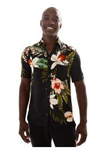 Camisa Uni Orquidário