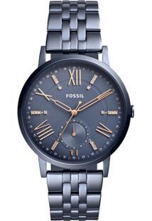 Relógio Digital Fossil feminino   Starving 237564d51b