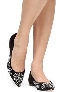 Sapatilha Shoestock Hot Fix - Feminino