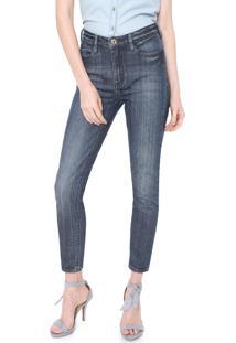 Calça Jeans Carmim Skinny Canada Azul