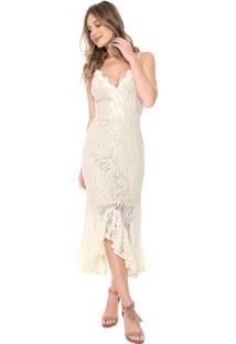 3a0ad11a9843e Vestido Ana Hickmann Midi feminino   Gostei e agora