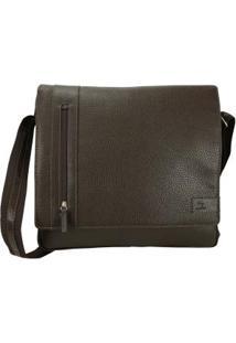 Bolsa Carteiro Masculina Para Notebook 5108