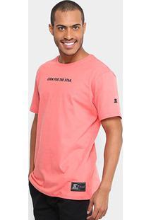 Camiseta Starter Lfts Mini Masculina - Masculino