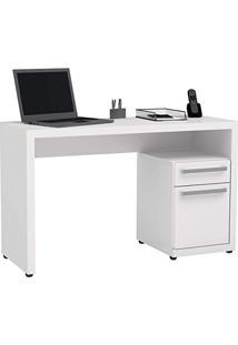 Mesa Escrivaninha Para Notebook S970 Kappesberg - Branco