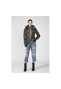 Jaqueta Animale Jeans