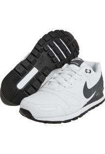 Tênis Nike Sportswear Air Waffle Trainer Leather Preto