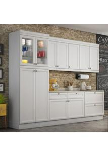Cozinha Americana Completa - 5 Peças - 500219 - Branco - Nesher
