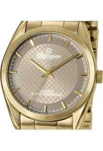 Relógio Champion Feminino Cn29525C - Feminino-Dourado