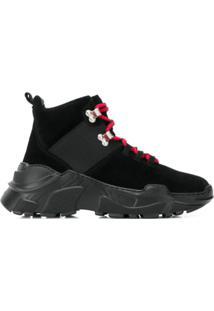 Sonia Rykiel Desert Ankle Boots - Preto