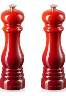 Moedores Pimenta E Sal - Vermelho - Le Creuset