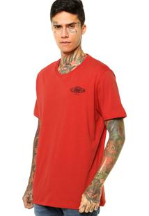 Camiseta Coca-Cola Jeans Follow Dream Vermelha