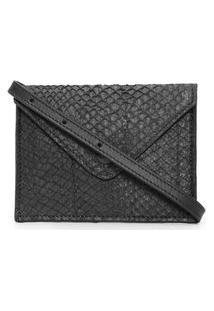 Bolsa Feminina Mini Envelope Bag Limited - Preto