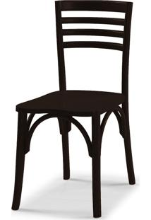 Cadeiras Para Cozinha Samara 83,5 Cm 911 Preto - Maxima