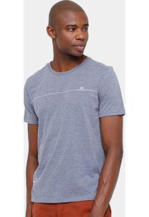 Camiseta Triton Mesclada Masculina - Masculino