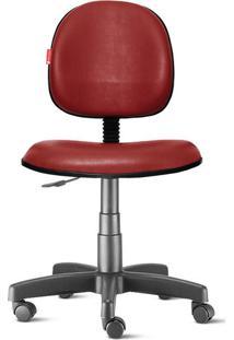 Cadeira Executiva Giratória Courvin Bordô