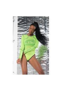 Body Slay Verde Body Slay Verde 23040 - P/S