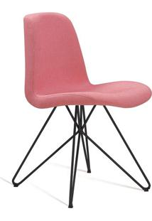 Cadeira Eames Com Base Butterfly Coral Daf