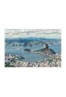Painel Adesivo De Parede - Rio De Janeiro - Cidade - 1800Pnp